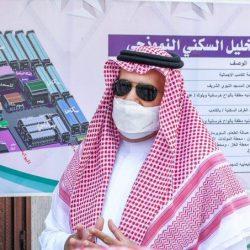 """محمد بن زايد يزور الجناح السعودي في معرض """"آيدكس 2021"""""""